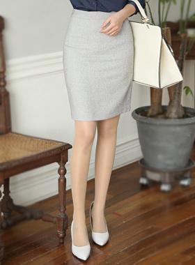 单调^ h线条裙子