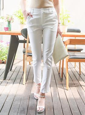 每日修身直短裤