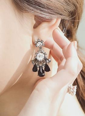 比利方案立方体耳环