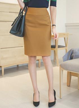Eoteom颜色^ h线条裙子