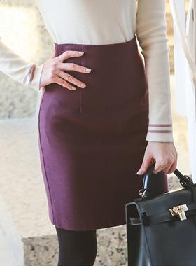 雅顿高腰5件裙子(冬季)