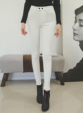 瓦楞纸跨度高加绒打底裤短裤