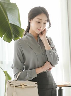女人领租赁女衬衫
