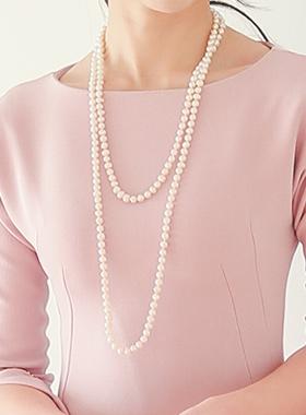 长款珍珠项链#2