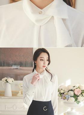 奢华裙立方体体积围巾女衬衫