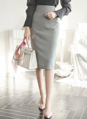 现代传媒^ h线条裙子(春季)