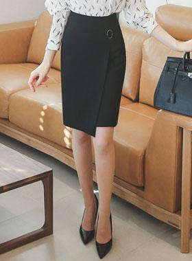 现代keuromring马里昂实验室裙子