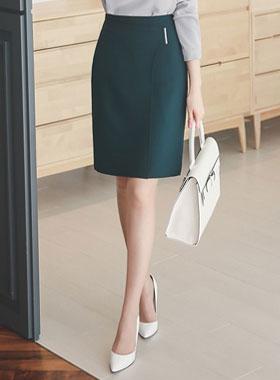银小费蟹裙子