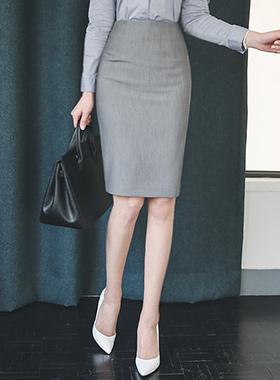 正式的办公室^ h线条裙子