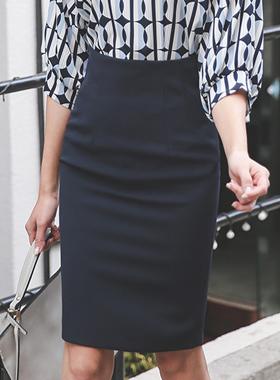 简单高腰裙子(夏季)