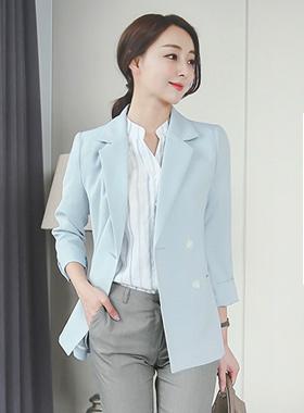 Natsunen基本双大衣