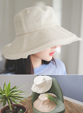 普通亚麻斗帽