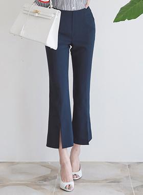 冷却前鞋型裤松松长裤短裤