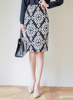 Mazes档案裙子