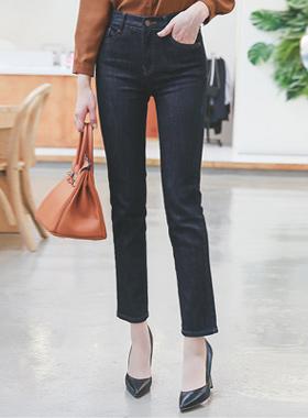 真正的Tissue Date Fit牛仔裤Jean