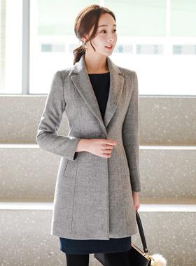 正式泰勒羊毛大衣II