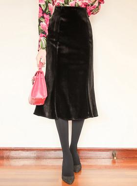 丝绒丝绒丝绒어드어드어드어드裙裙裙