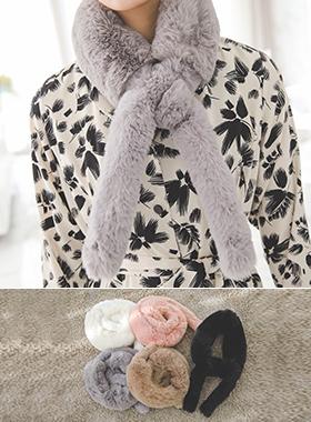 柔丝生态围巾