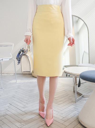 春季 宽松 腰头线条 中长款裙