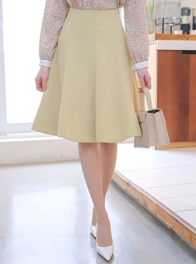 春季 三角襟 喇叭 裙子 Ⅱ