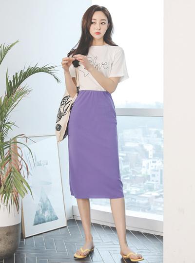 日常 束腰连衣裙 条绒 长款 颜色 裙子