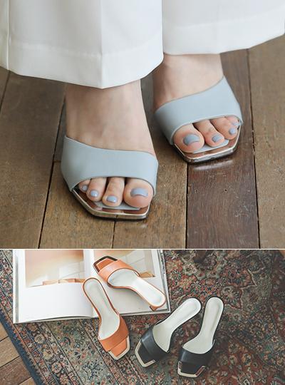 方形 颜色 拖鞋