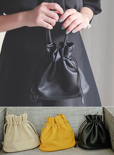 可爱 迷你 手提包&交叉 水桶包